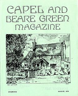 Vapel & Beare Green Magazine